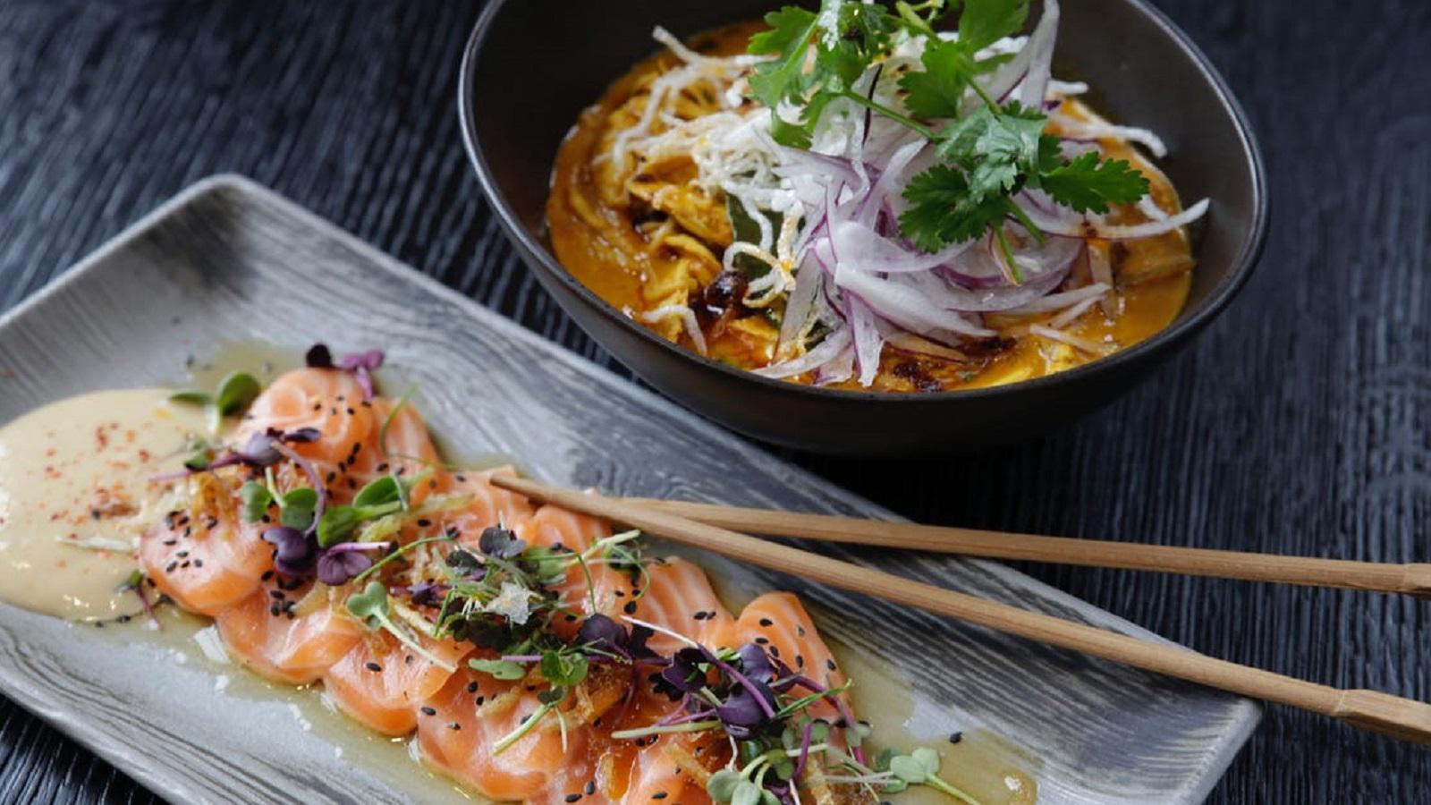 Japindo/Sushi Paradise