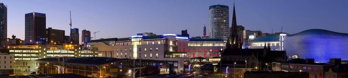 Restaurants In Birmingham