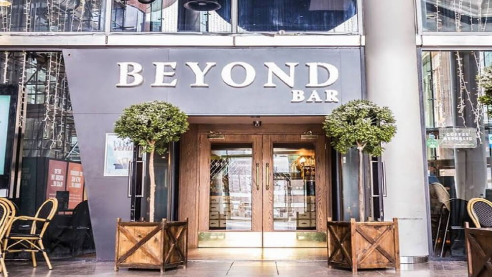 Beyond Bar and Grill