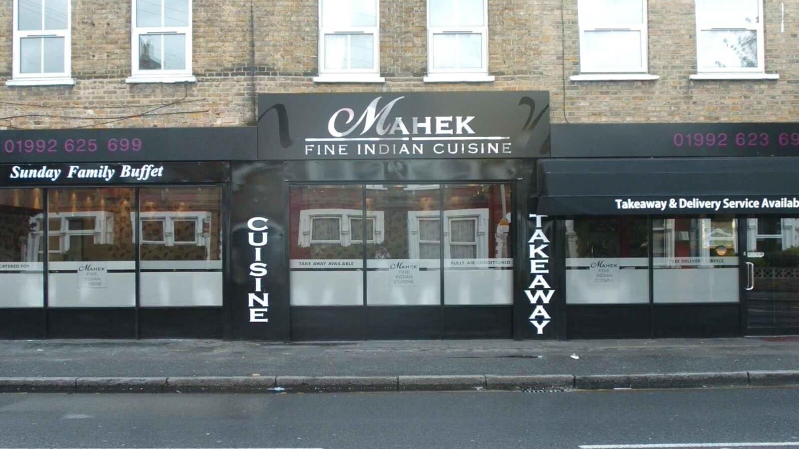 Mahek Indian Restaurant