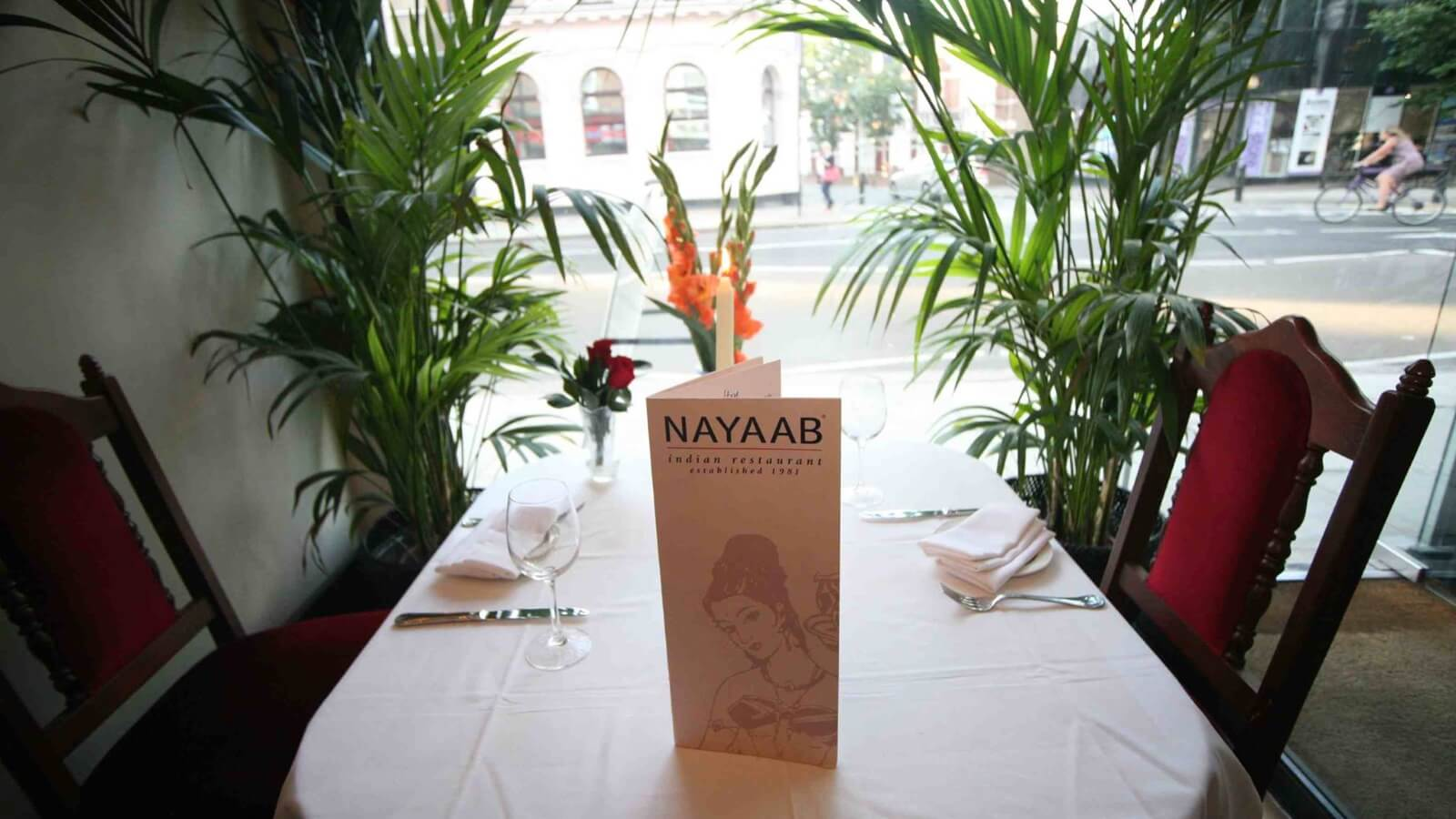 Nayaab Indian Restaurant