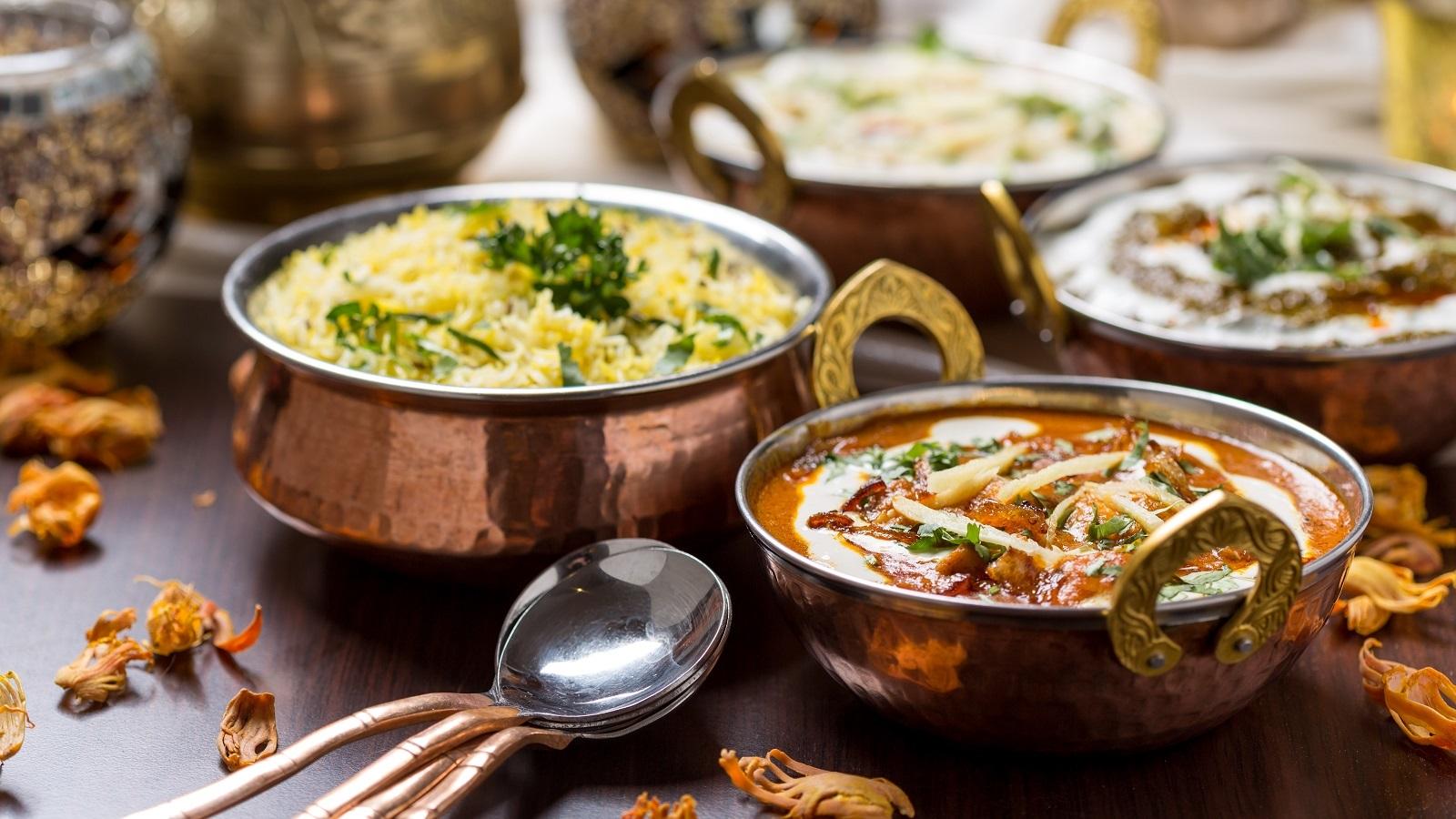 Kiran's Balti