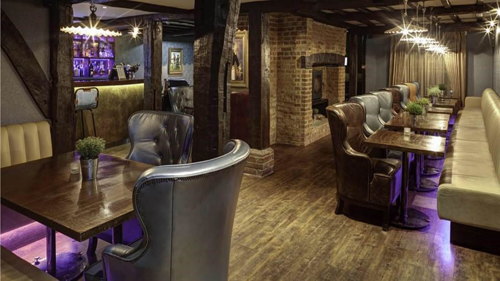 The Hengist Village Bar & Dining Rooms