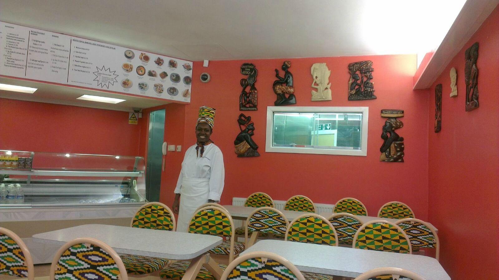Jollof Cafe