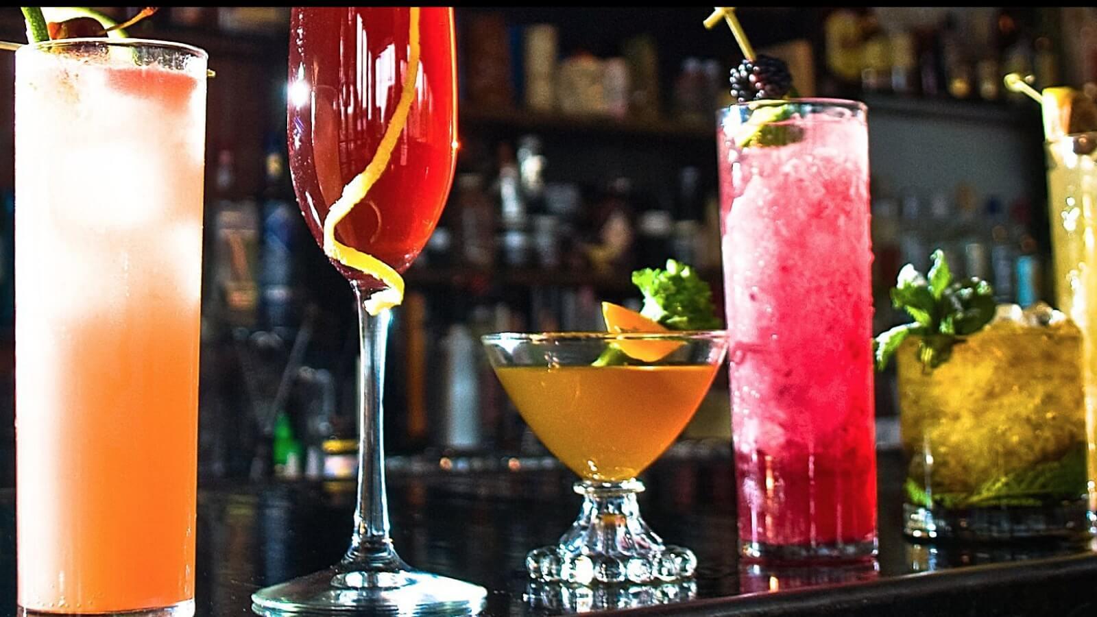Bar at Jagz
