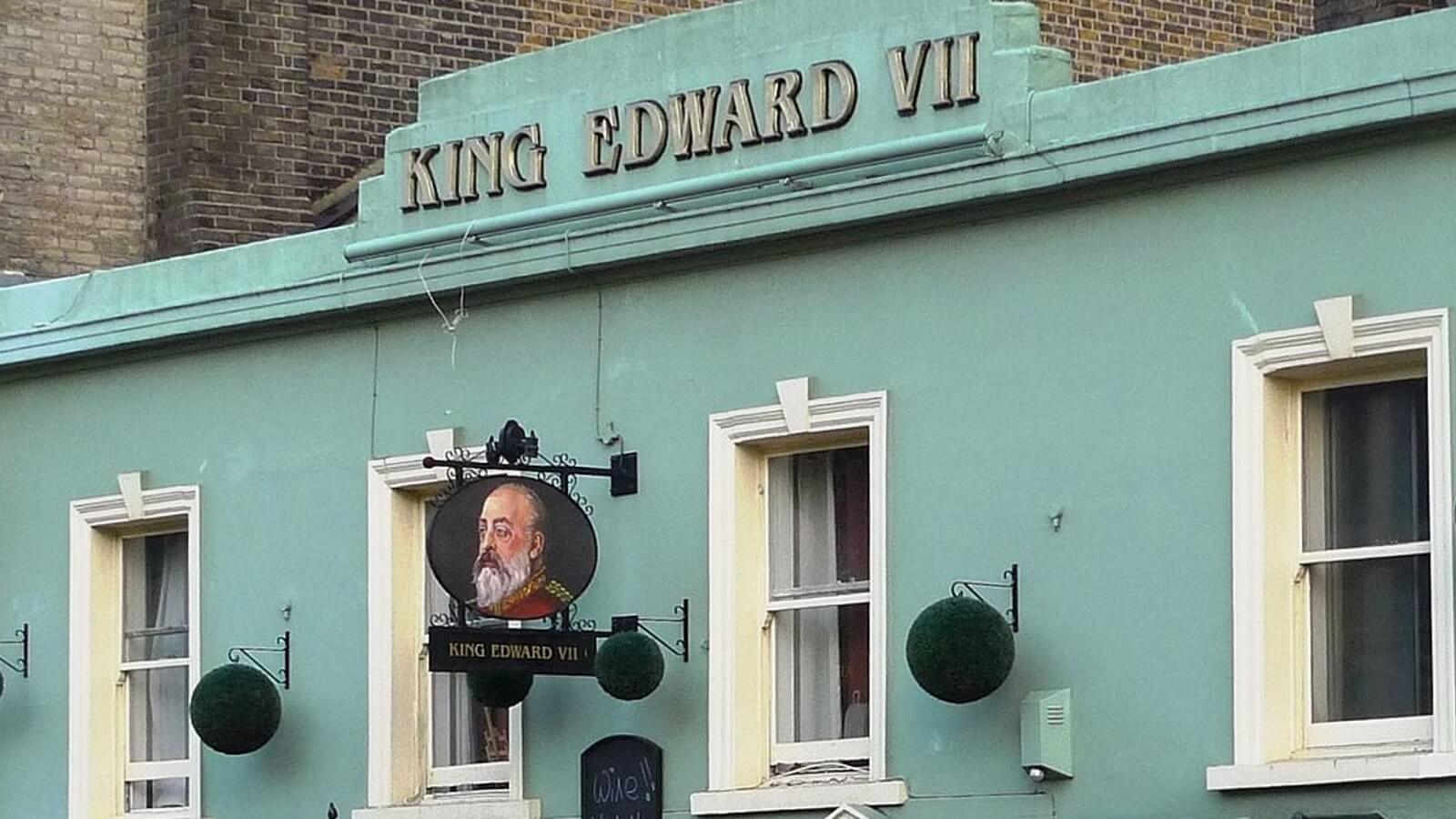 King Eddie's VII
