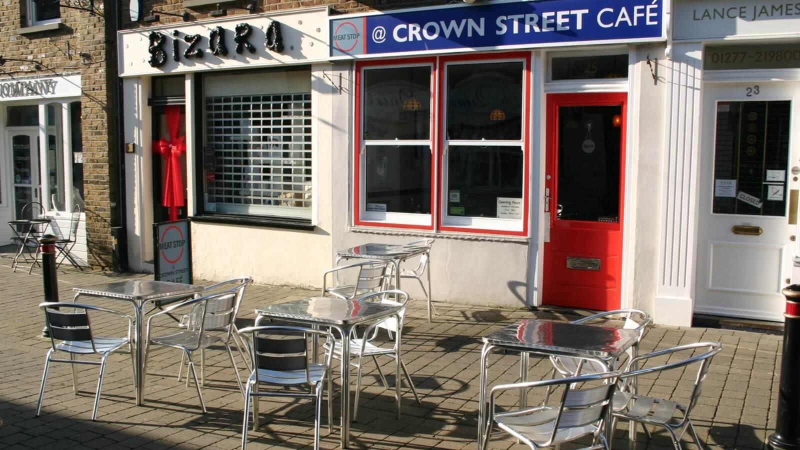 The Crown Street Café LTD
