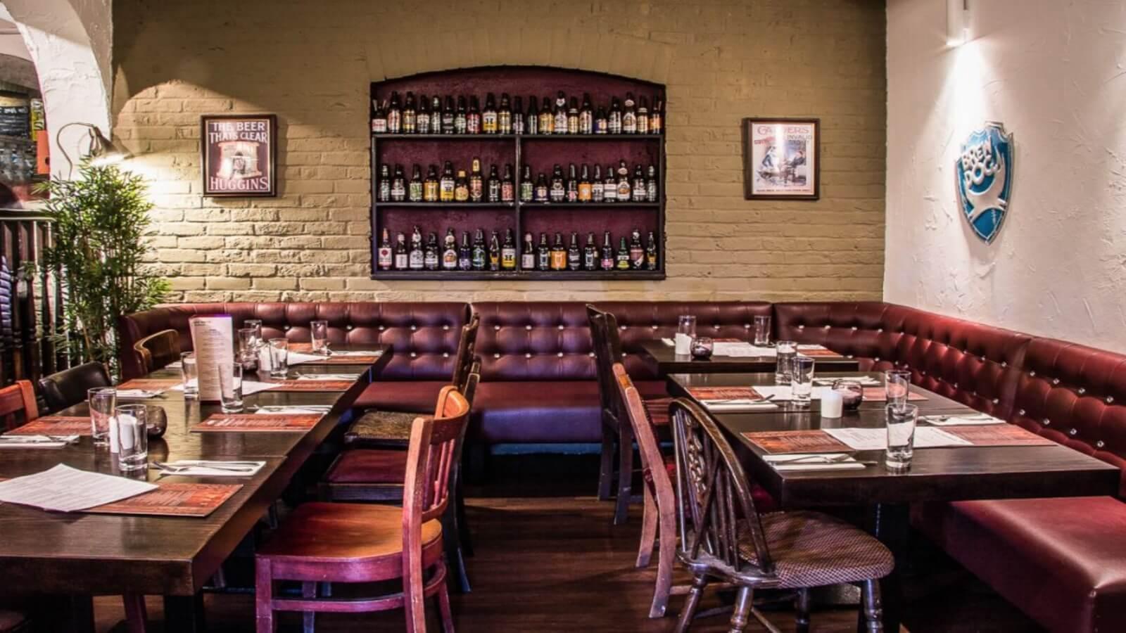 Richmond Vault Beer Cellar & Restaurant
