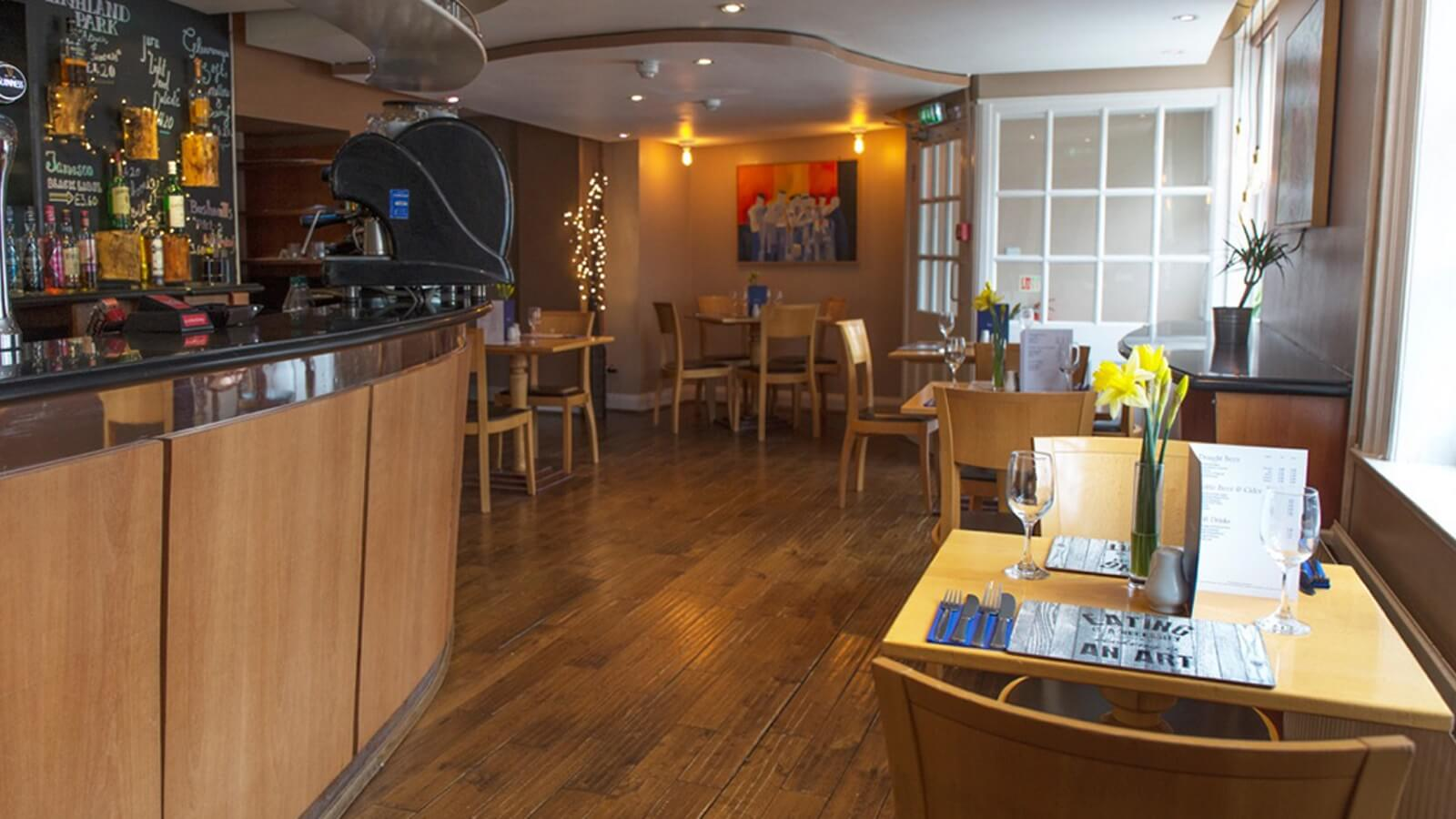 The George Restaurant