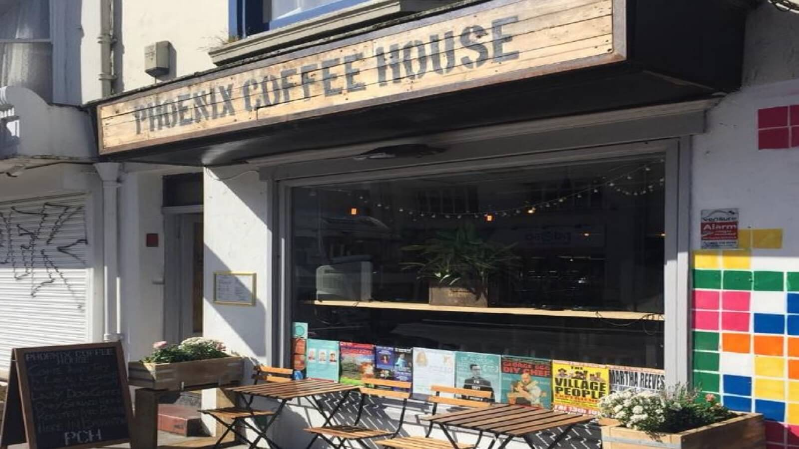 Phoenix Coffee House