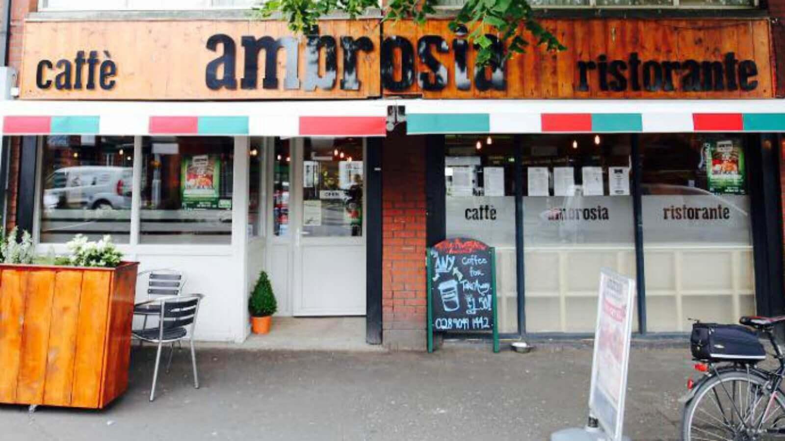 Ambrosia Caffe - Ristorante