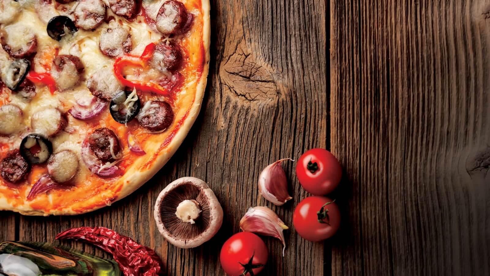 The Italian Pizza Factory