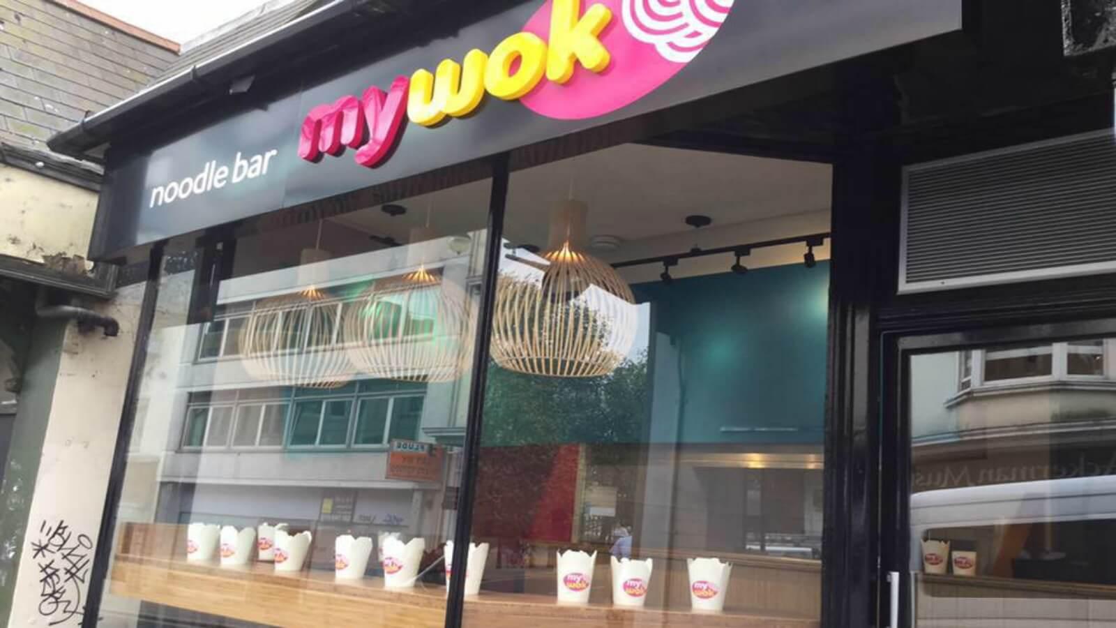 MYWOK noodle bar