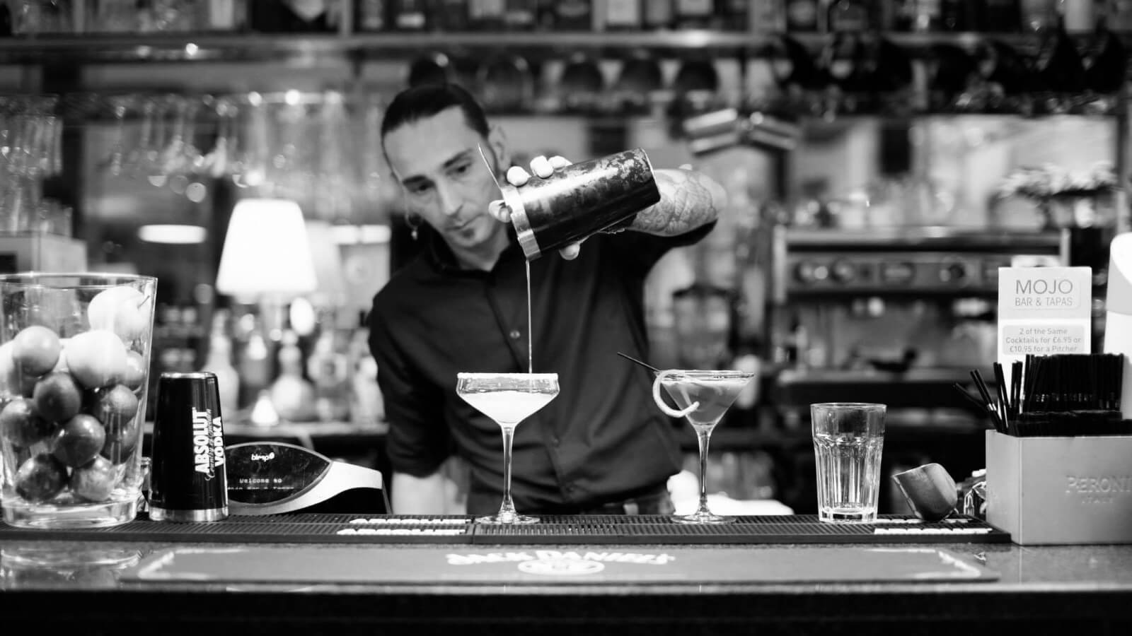Mojo Bar & Tapas