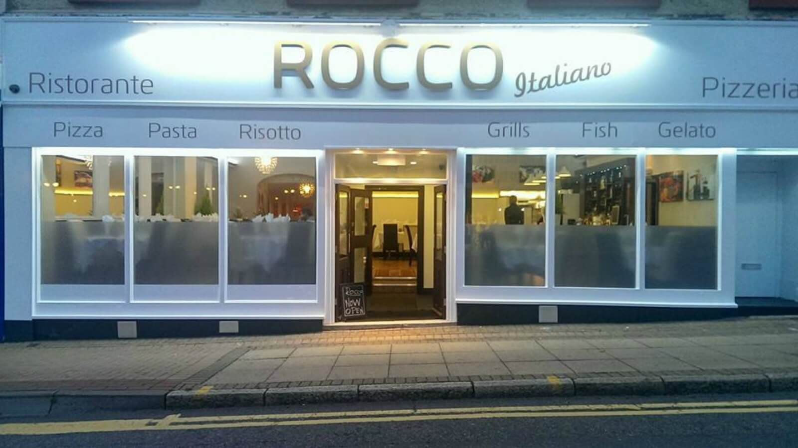 Rocco's Italian