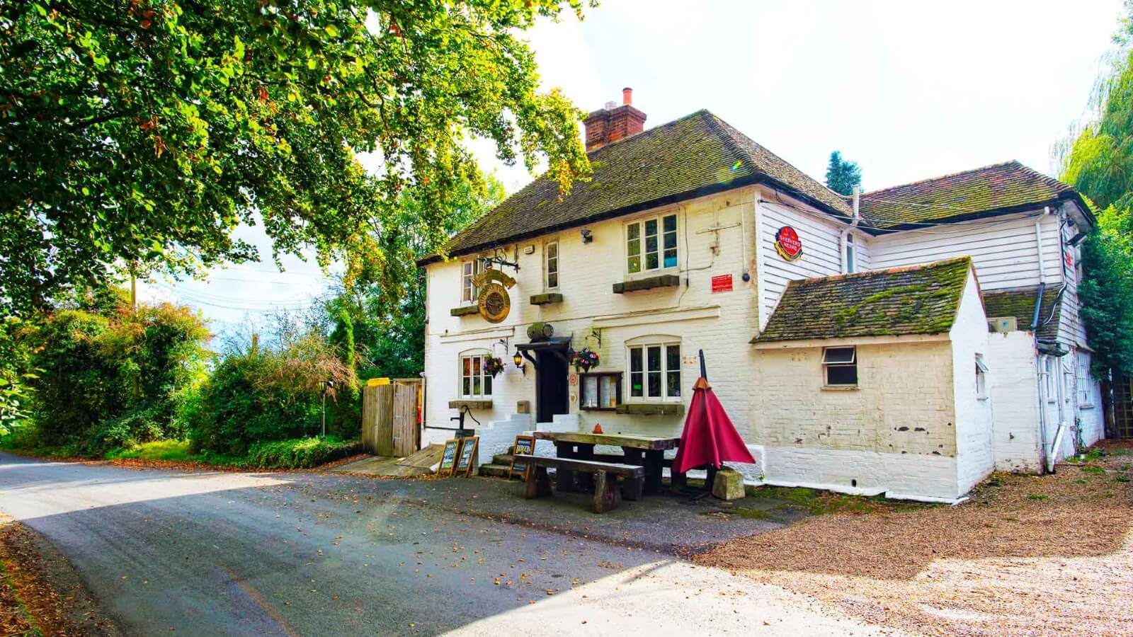 The Ringlestone Inn