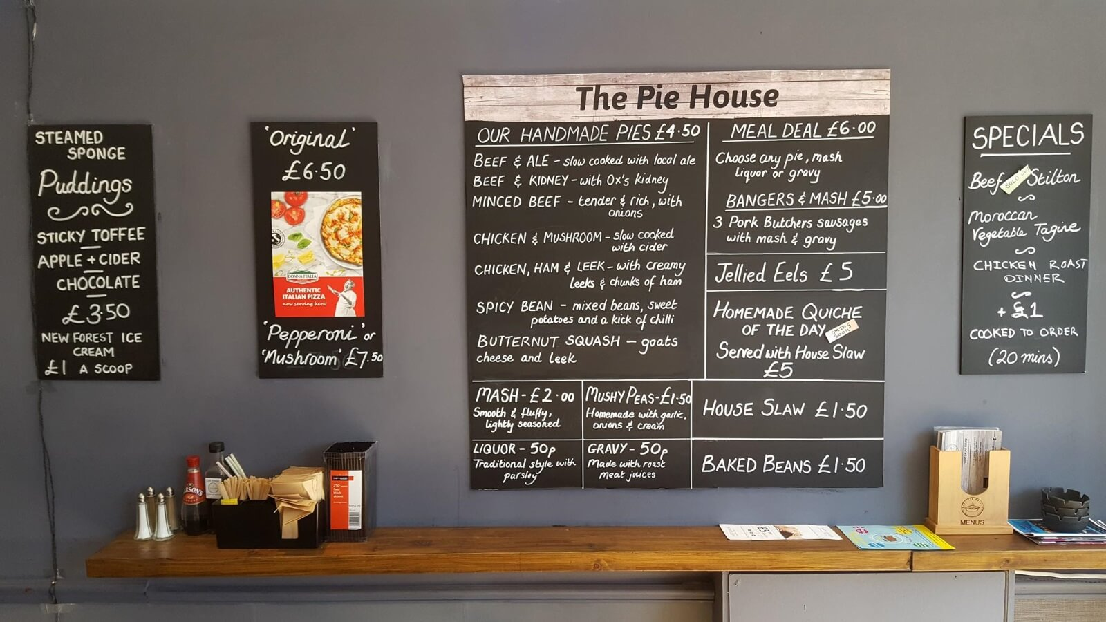The Pie House
