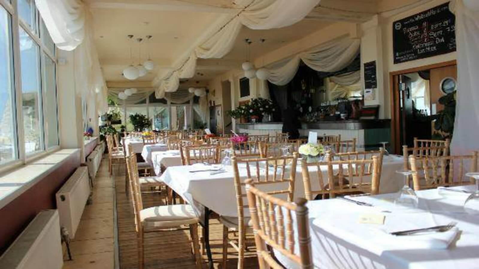 White Cliffs Café