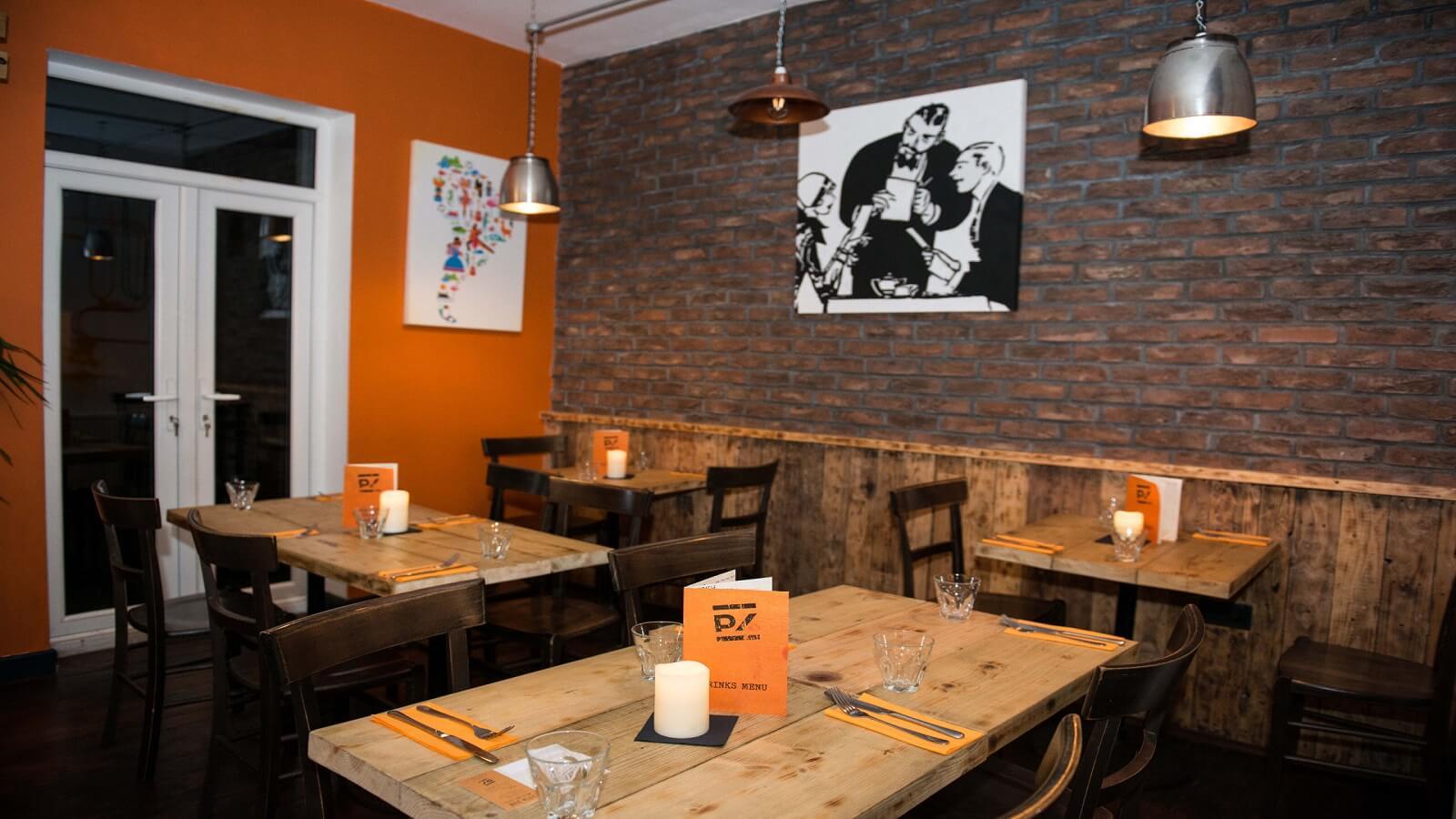 Primoz Café Restaurant