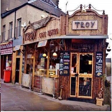 Troy Cafe
