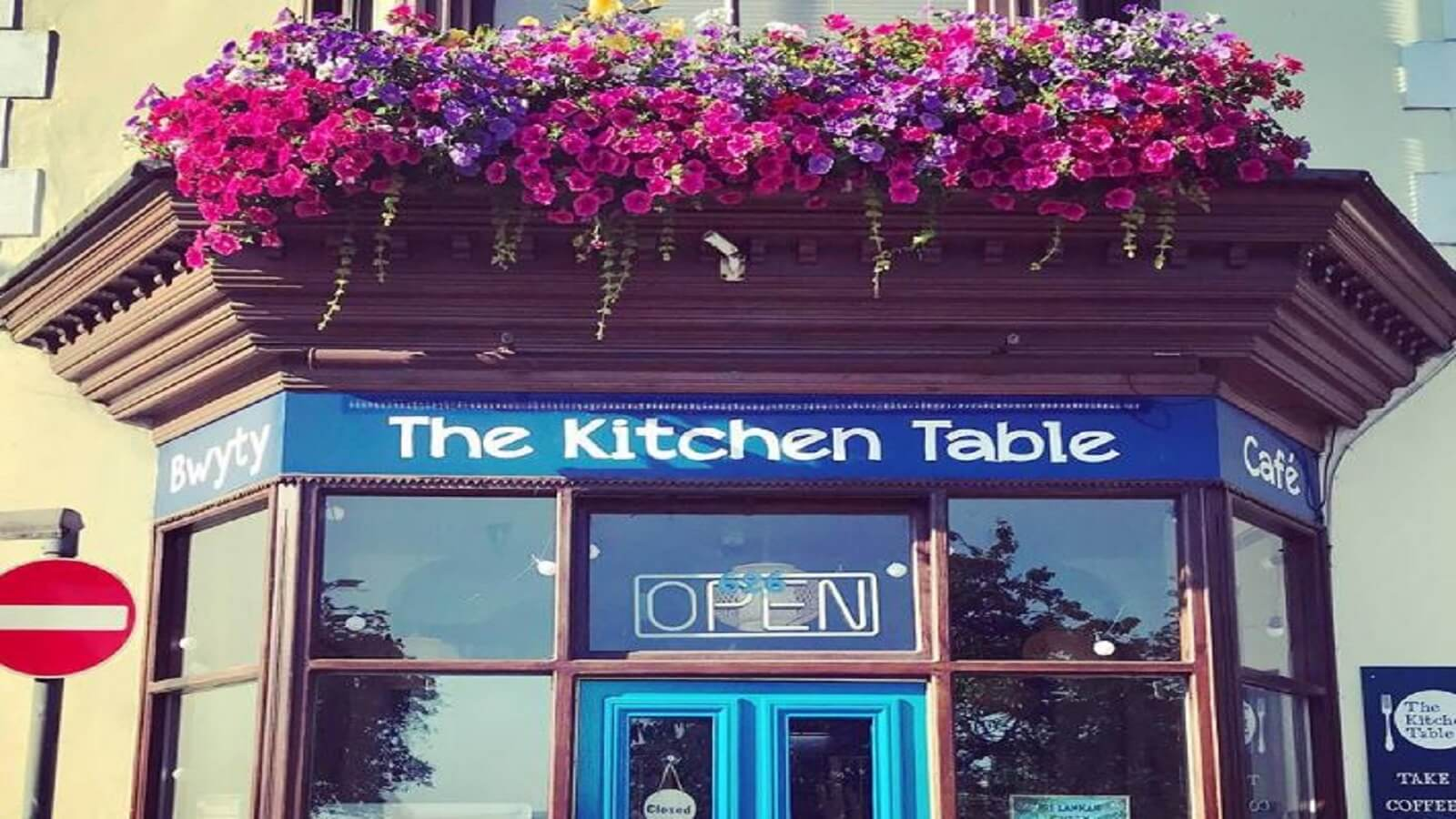 The Kitchen Table Café
