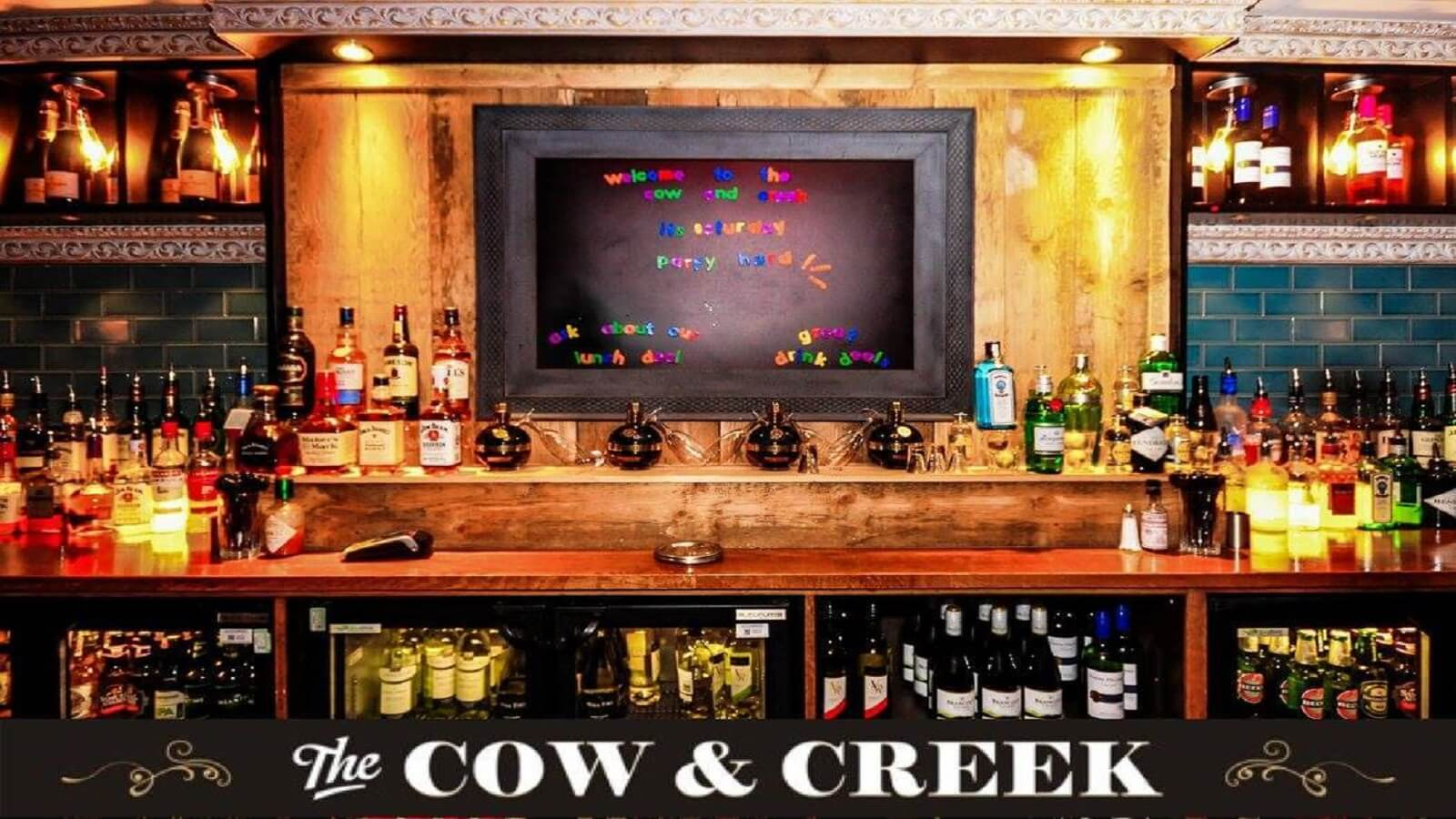 Cow and Creek