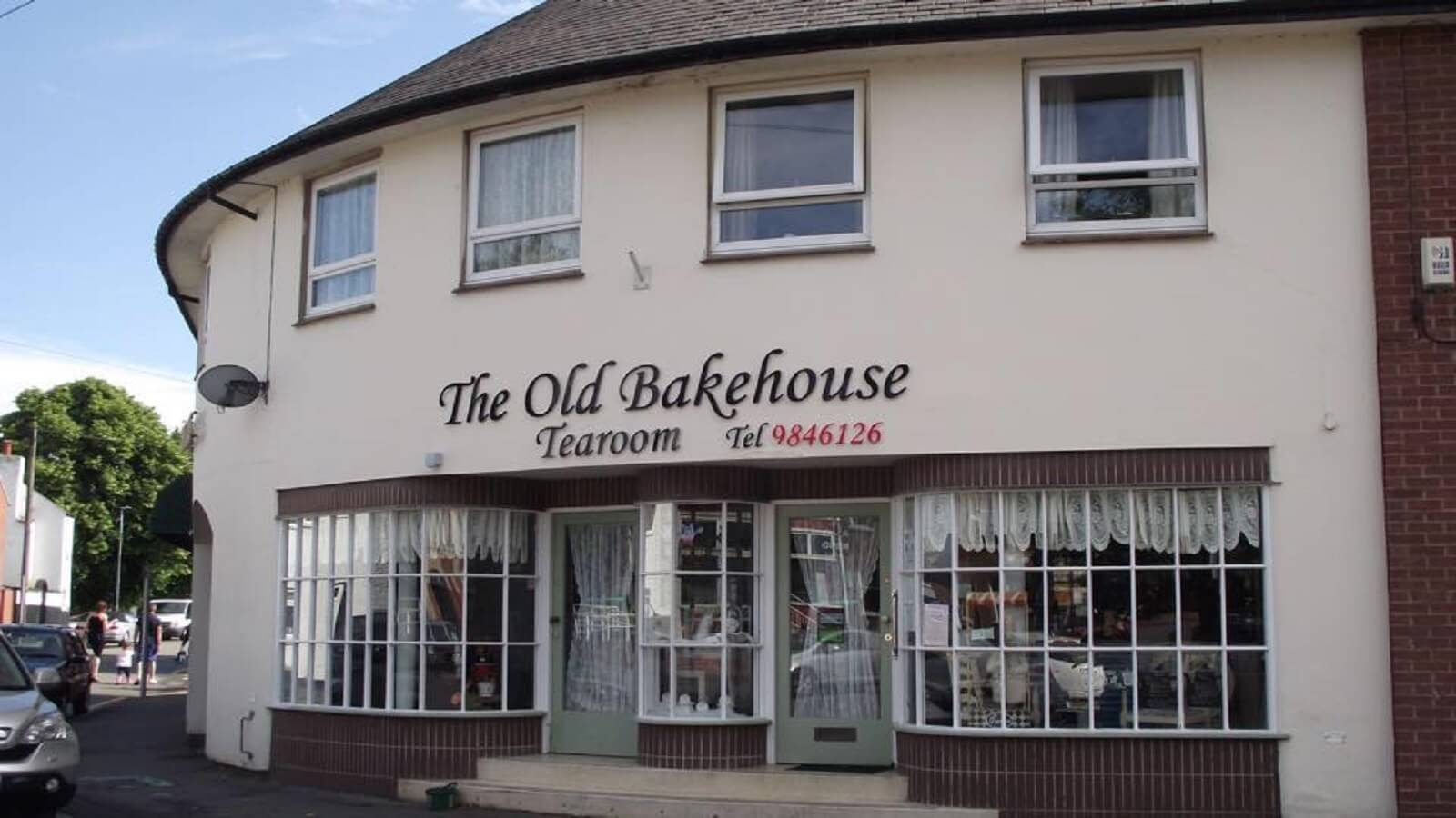 Old Bakehouse Tearoom