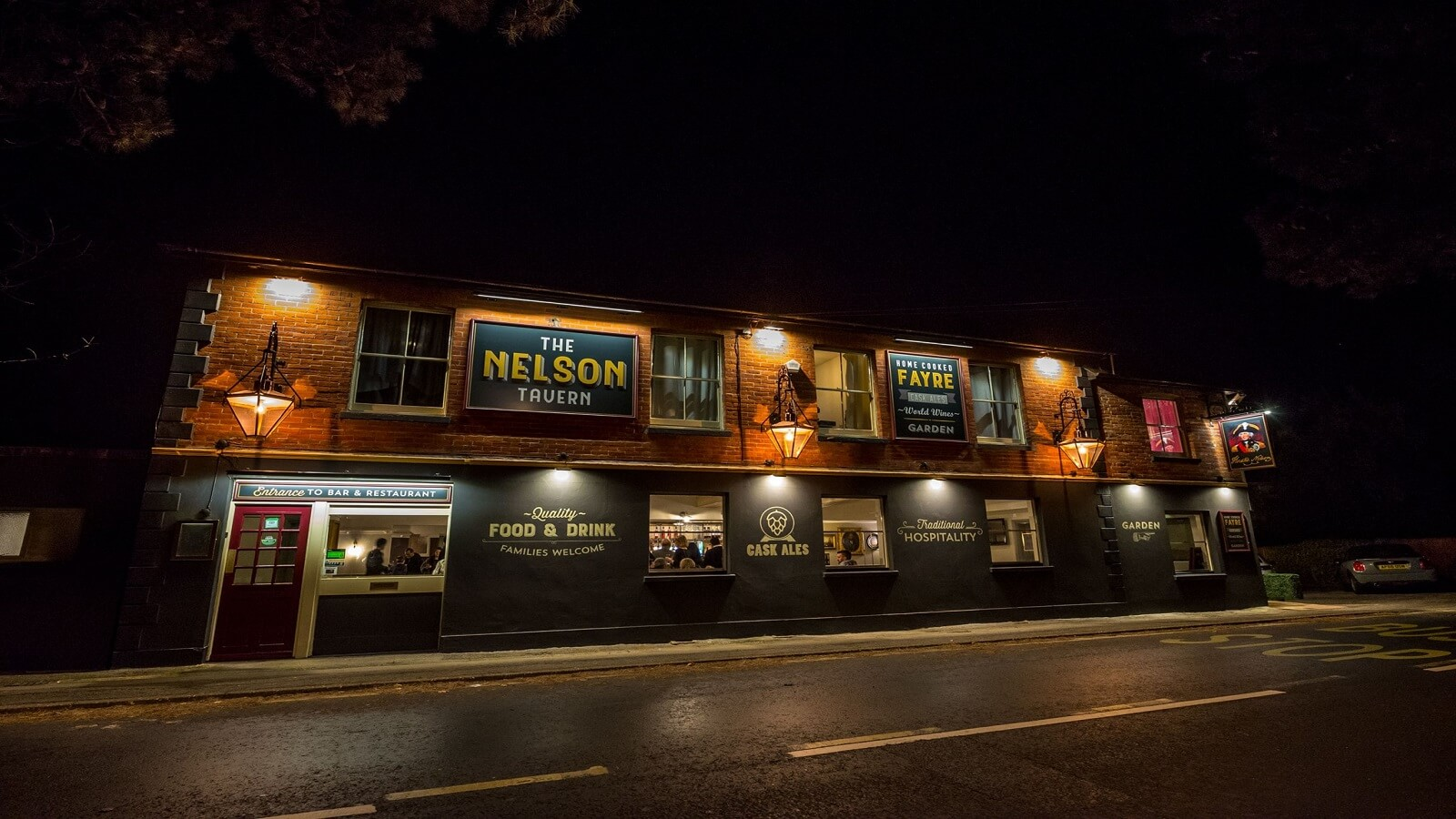 The Nelson Tavern