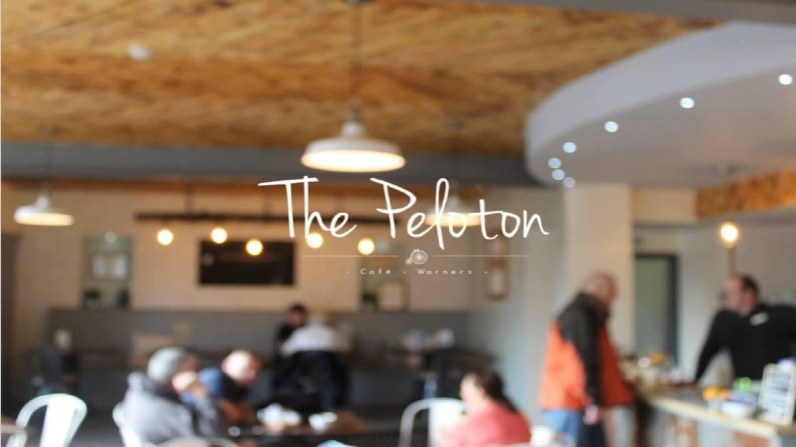 The Peloton Cafe