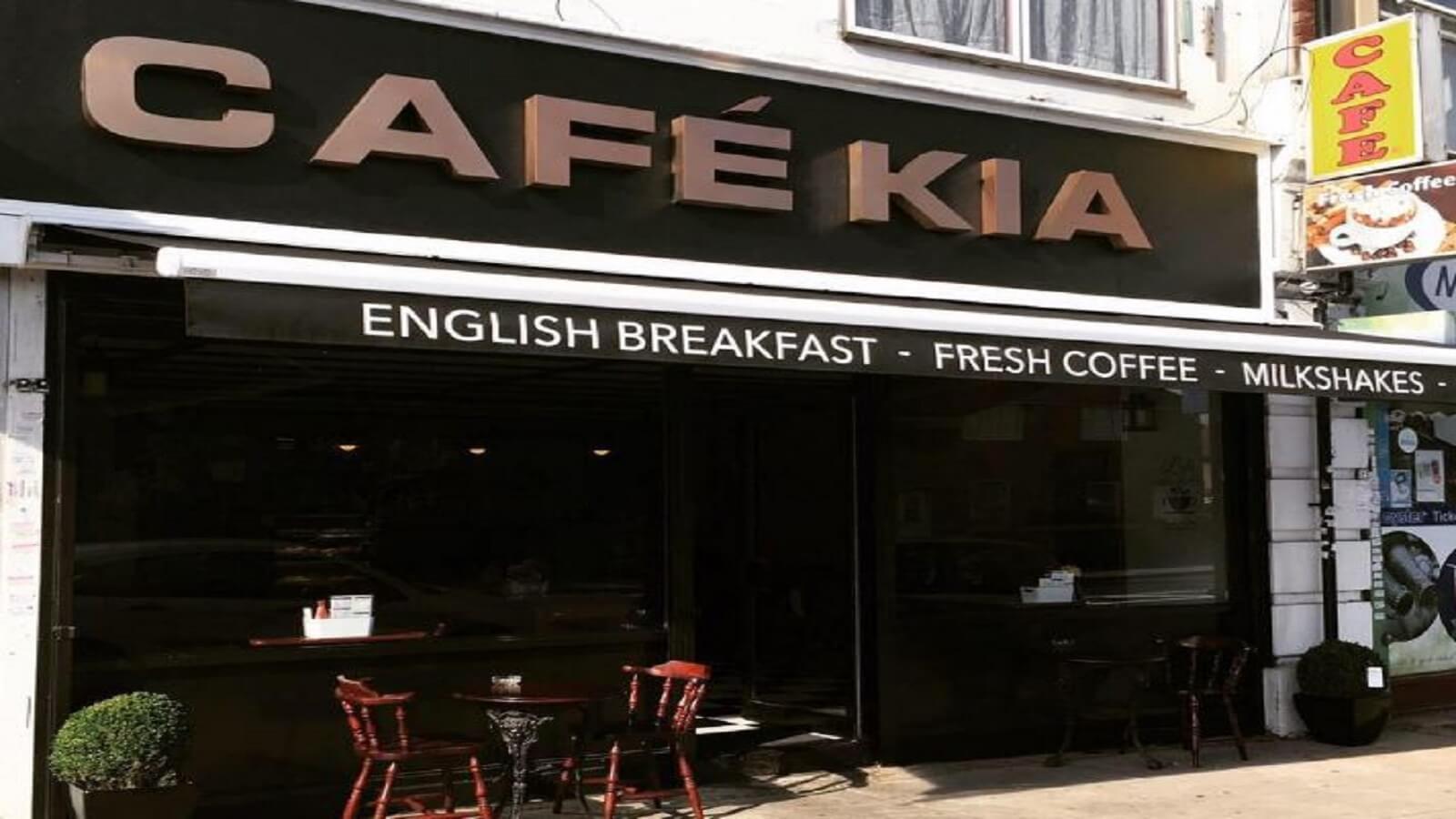Cafekia