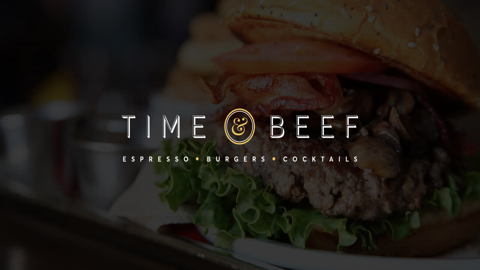 Time and Beef