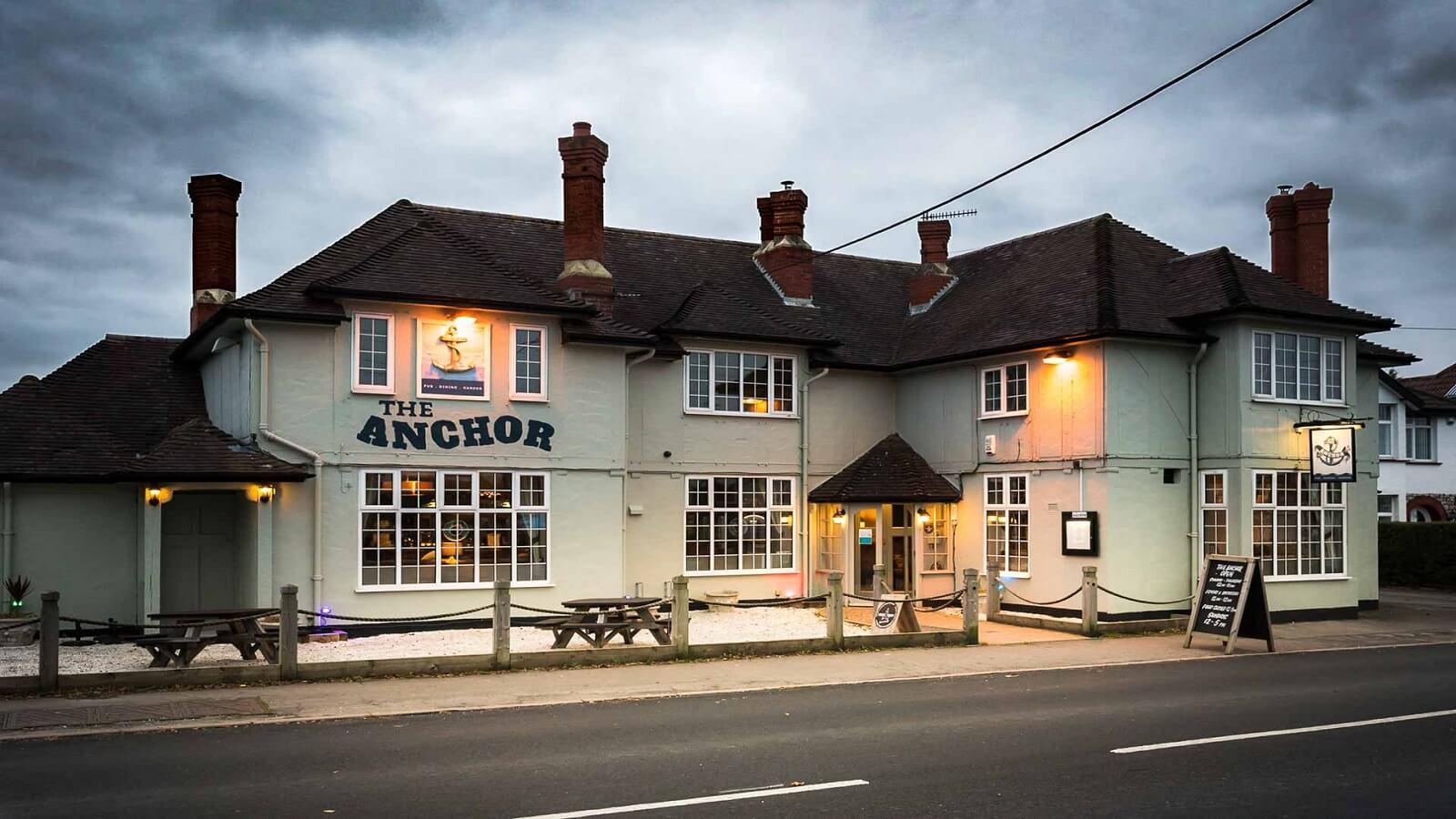 The Anchor Ham Green