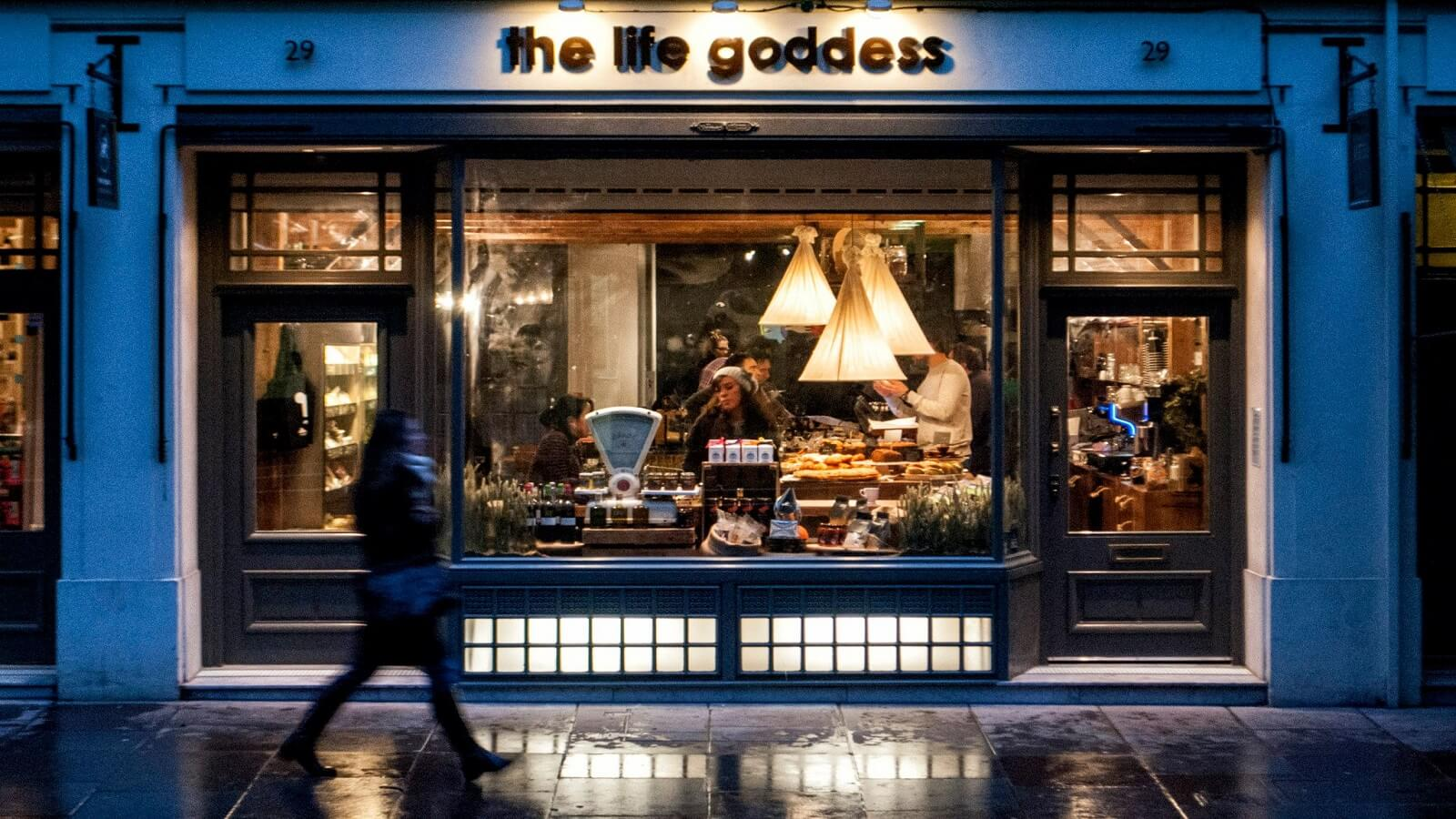 The Life Goddess Deli Divine