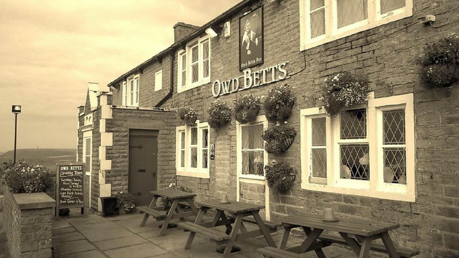 Owd Betts Country Inn