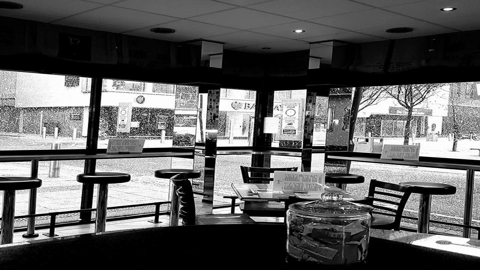 Cafe at Twenty Three