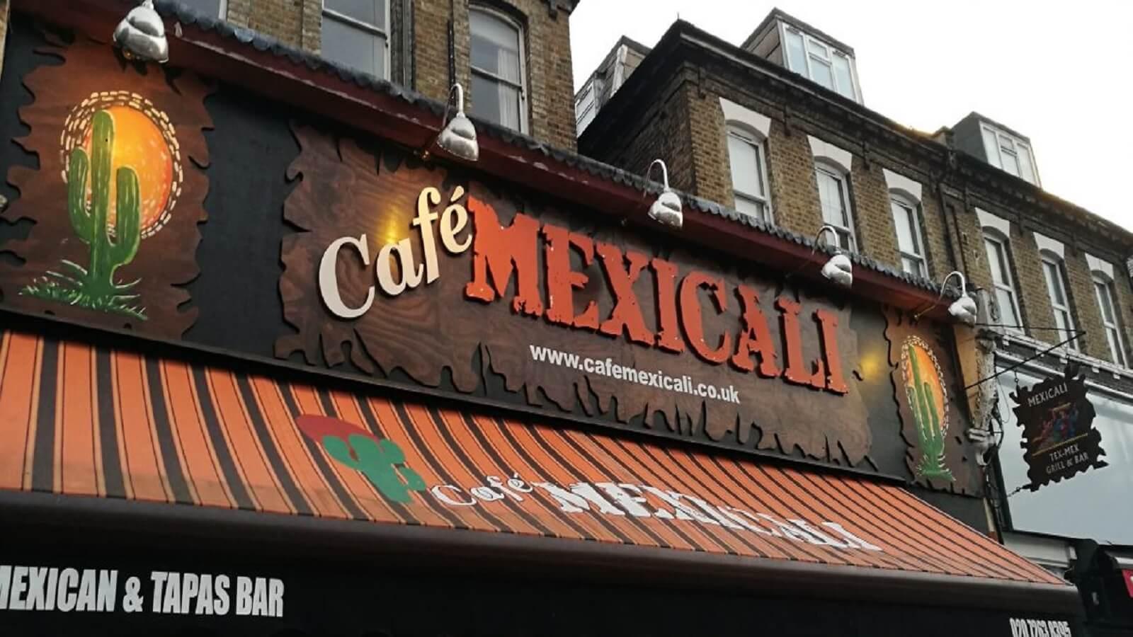 Cafe Mexicali