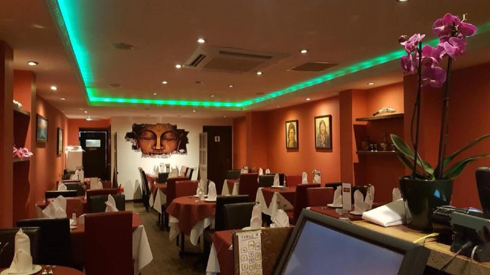 The Gurkha Square Restaurant