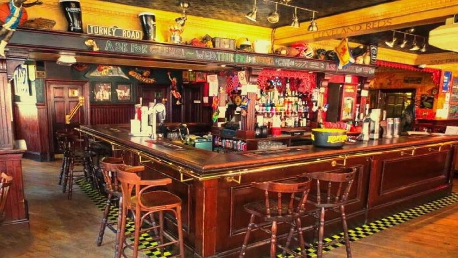 Oceans 11 American Bar Diner