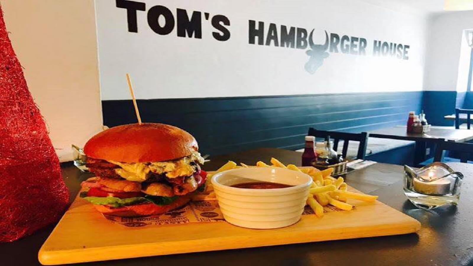 Tom's Hamburger House