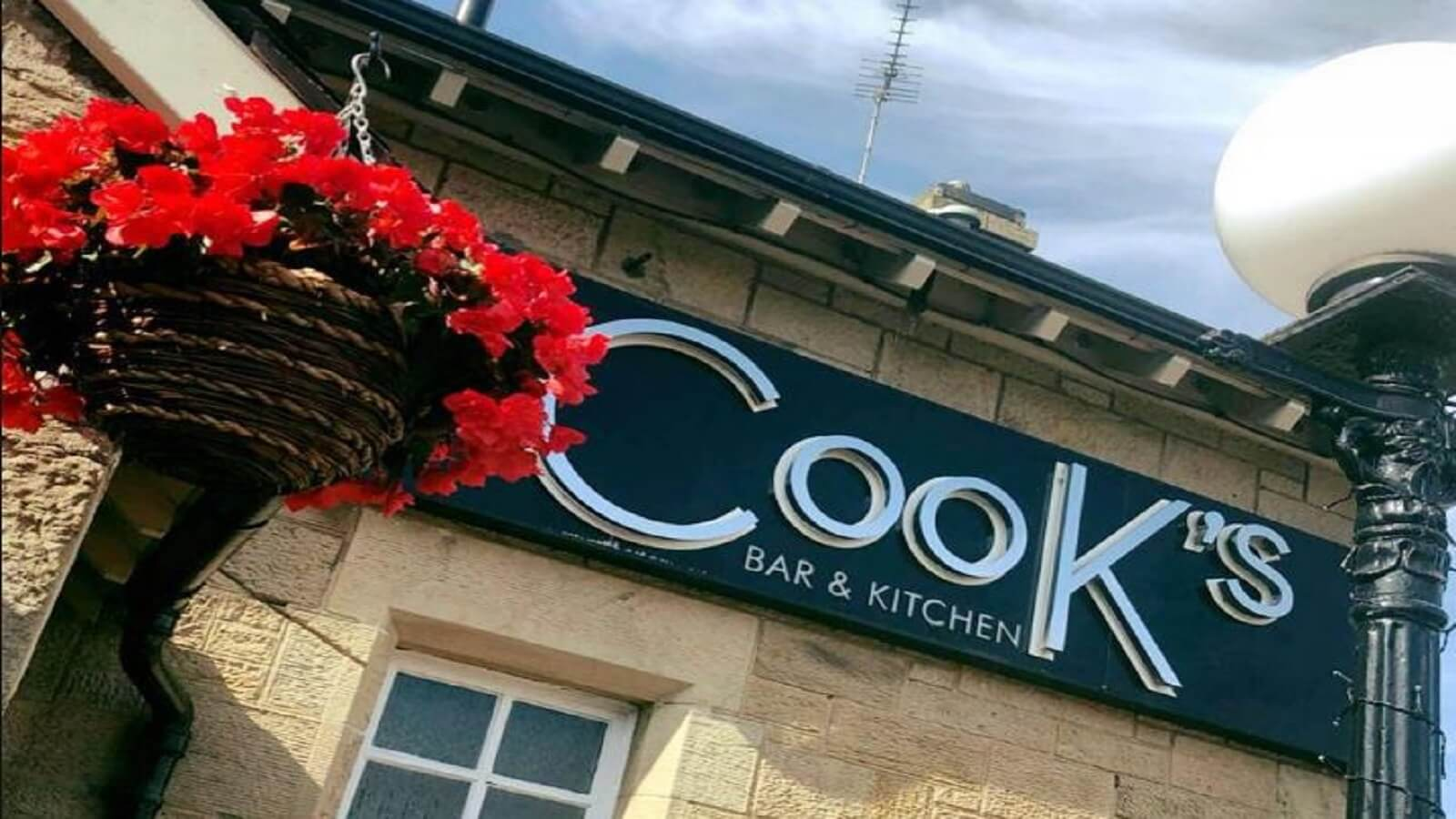 Cooks Bar and Kitchen