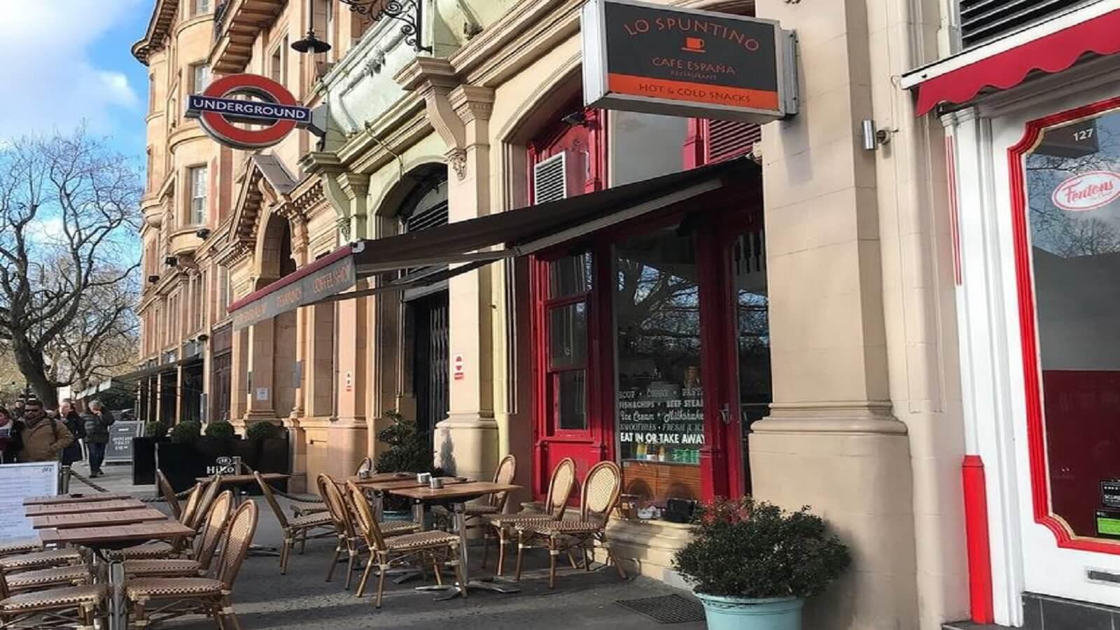 Lo Spuntino-Cafe Espana Restaurant
