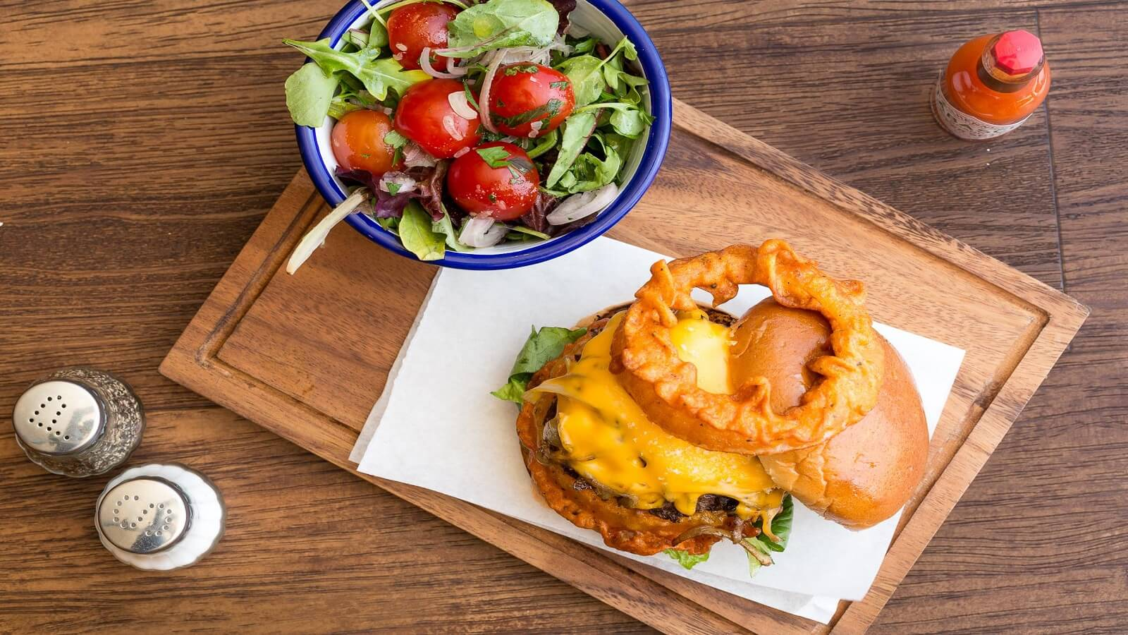 Farm Fresh Burgers and Shakes
