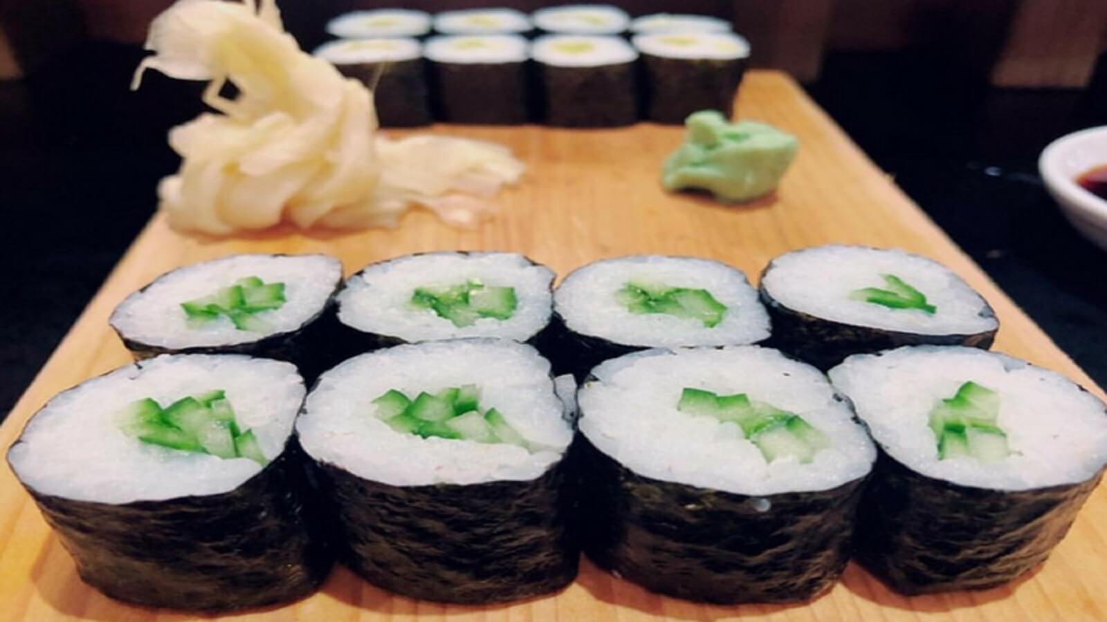 Tenkaichi Sushi