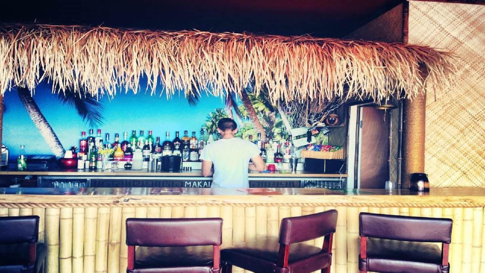 Makai Beach Cafe