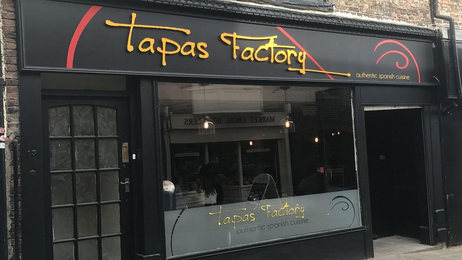 Tapas Factory