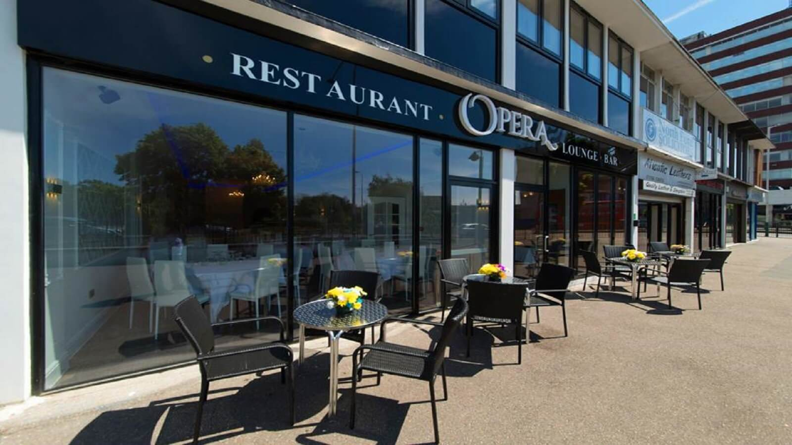 Opera Restaurant Bar & Lounge