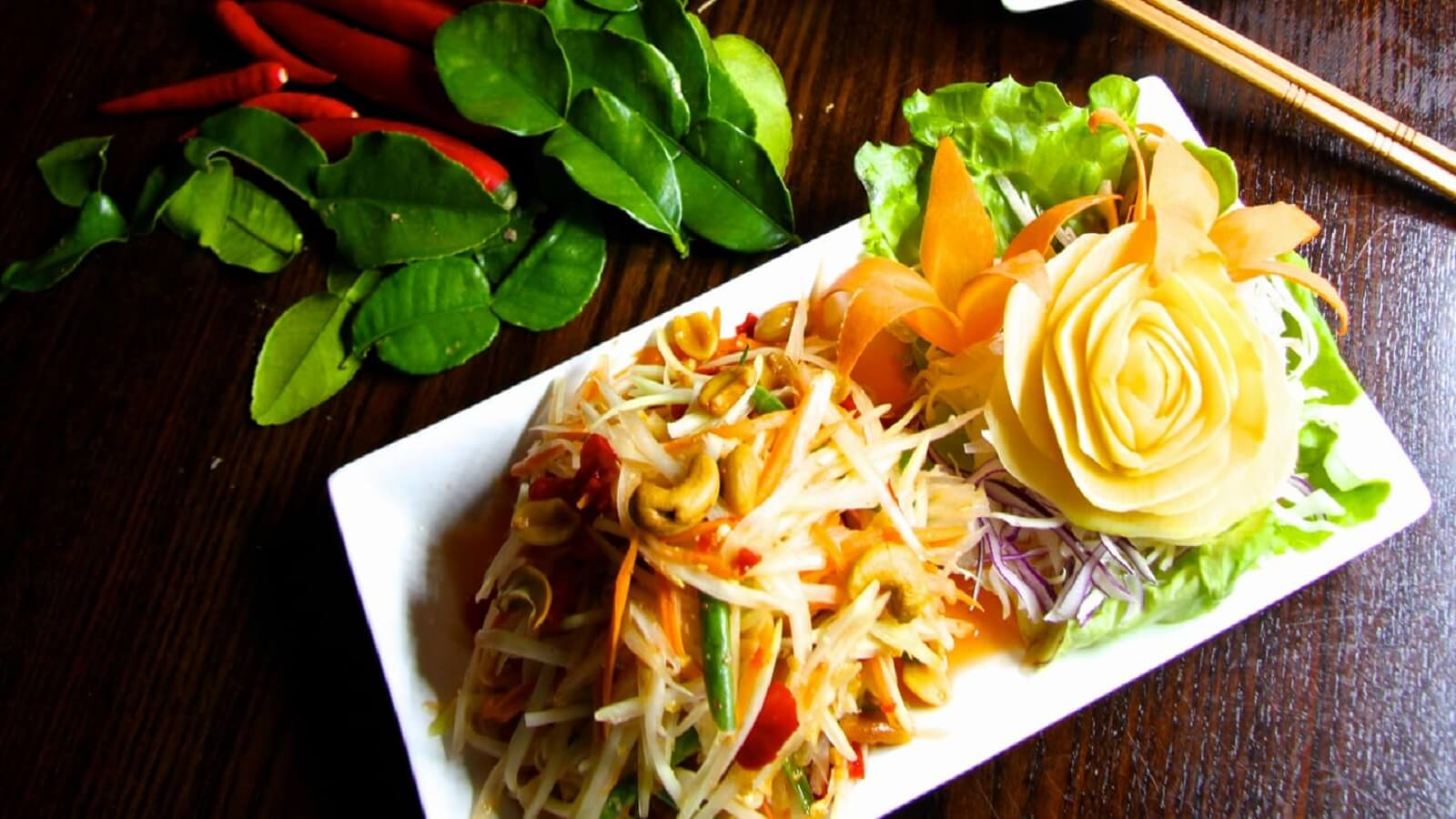 The Red Lion - Pad Thai