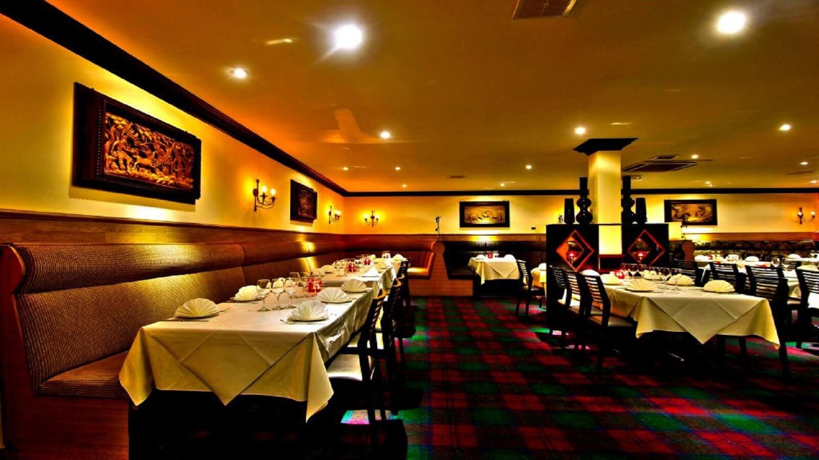 Cinnamon Indian Restaurant