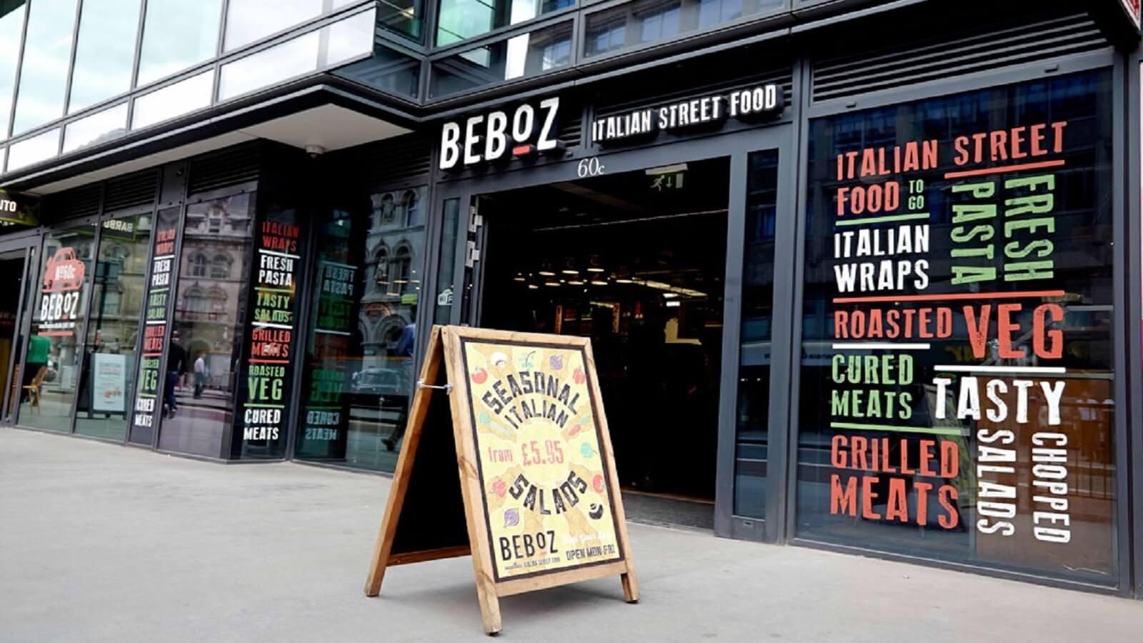 Beboz- Maddox Street