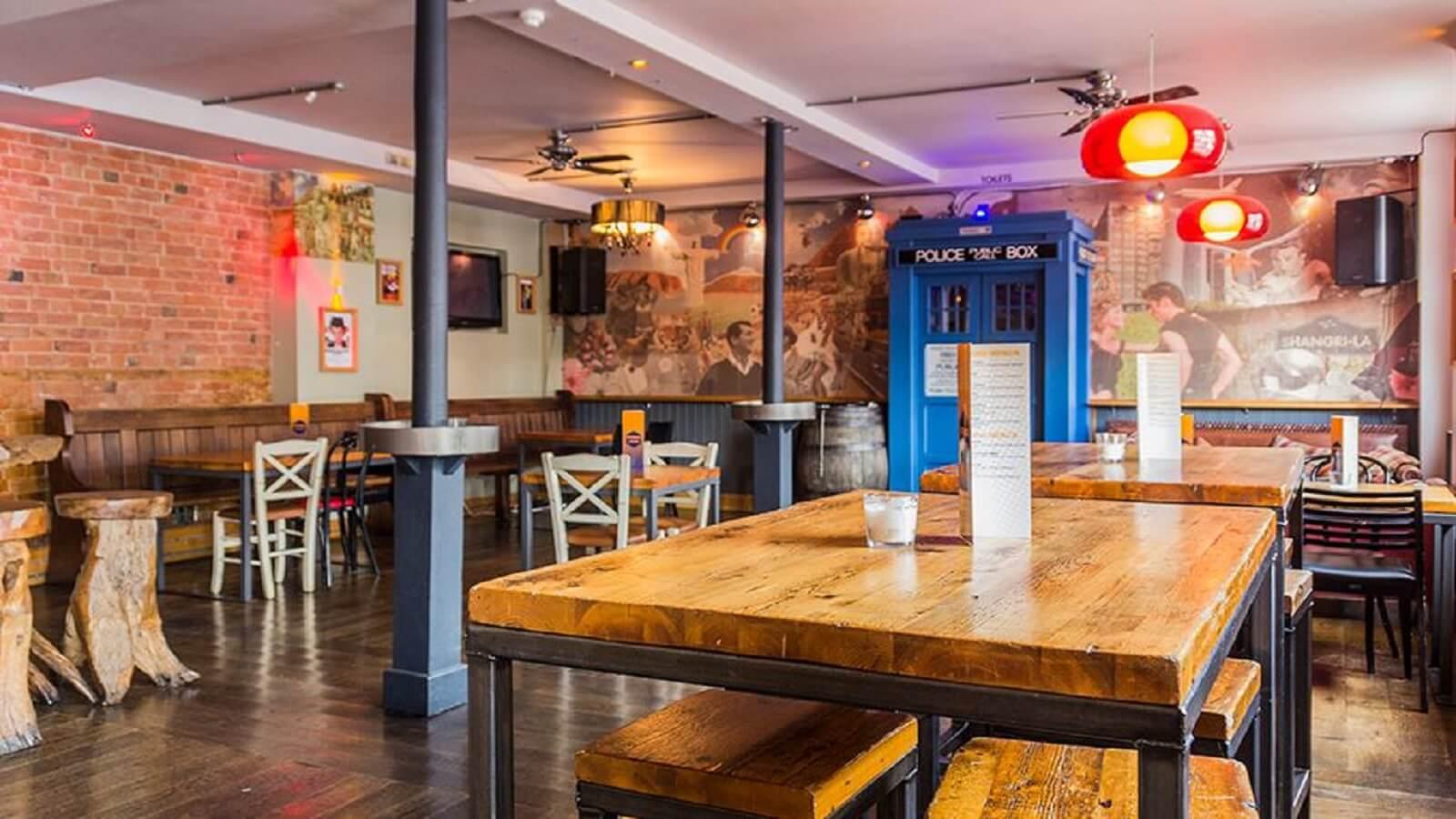 Natterjacks Bar & Kitchen